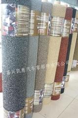PVC Coil Mats- Rolls Packing