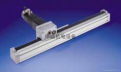 tpc同步带驱动线性滑台模组MOTUS TECH