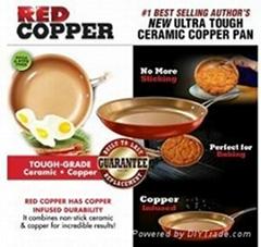 Red Copper Non-stick Cer
