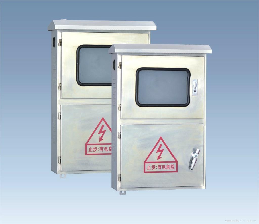 不鏽鋼配電箱 1