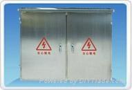 不鏽鋼配電箱 2
