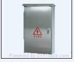不鏽鋼配電櫃 3