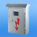 不鏽鋼配電櫃 4