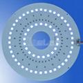 DC12V Round rgb LED Panle Light D170mm