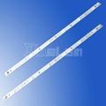 SMD2835 DC24V rigid pcb LED light bar with lens  2