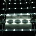 SMD2835 DC24V rigid pcb LED light bar with lens  4
