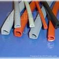 耐高溫硅膠密封條 2