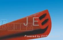 防水硅胶密封条 1