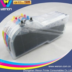 Refillable Cartridge for Brother LC38 LC39 4 Color Ink Cartridge