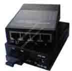 四電口隔離光纖收發器