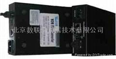 单纤双向传输光纤收发器