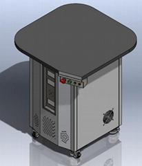 SMT激光鋼網拋光機 SMT鋼網孔壁拋光機 鋼片拋光機