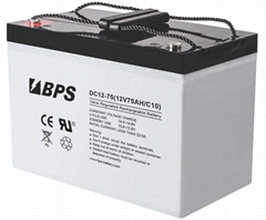 12V 75AH Deep Cycle Battery
