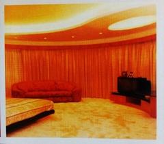 电动开合帘BLD-1600 贝琳达电动窗帘供应