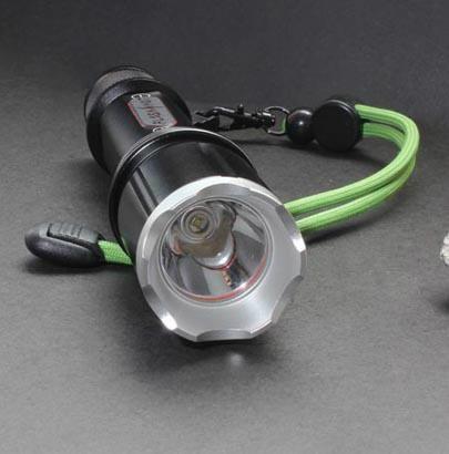 防水強光手電筒充電手電筒 2