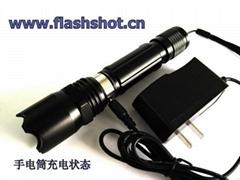 LED充電手電筒