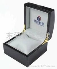 拱顶喷漆手表盒