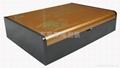 東莞聚隆木質噴漆茶葉盒