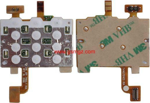 FPC Membrane switch 1