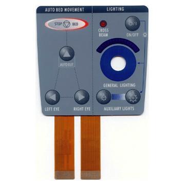 FPC Membrane switch 4