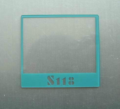 PVC鏡片 2