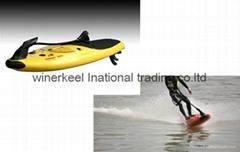 動力滑水板