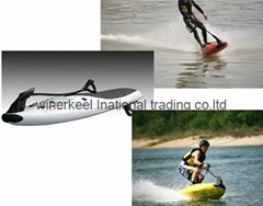 Power Surfboard