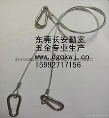 KTV音響鋼絲繩吊線