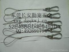 多規格不鏽鋼絲繩吊線