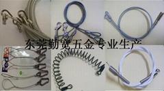 LED電子產品不鏽鋼絲繩吊線