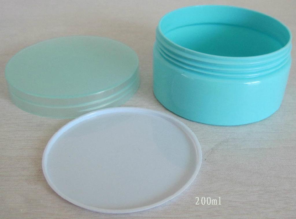 Plastic jar 1