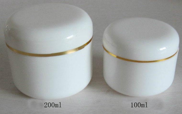 Plastic jar 2