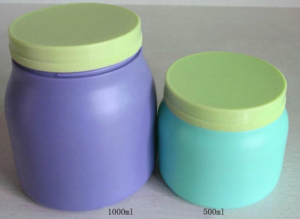 Plastic jar 5