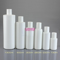 JH-SE-136-white shampoo bottle with cap