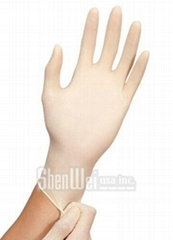 100% Latex Premium Surgical Gloves Powder and Powder-Free