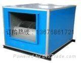 HTFC(A)低噪聲消防櫃式離心風機上虞風機,久恩牌,3C認証產品
