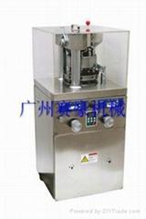 小型旋轉式多沖壓片機