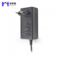 歐規插牆式電源適配器 安防監控