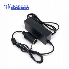 19.5V2.37A稳压电源适配器 220v/12v AC转DC车载电源 19.5V60W
