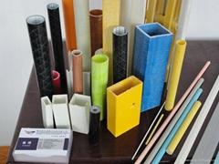各種規格玻璃鋼拉擠型材