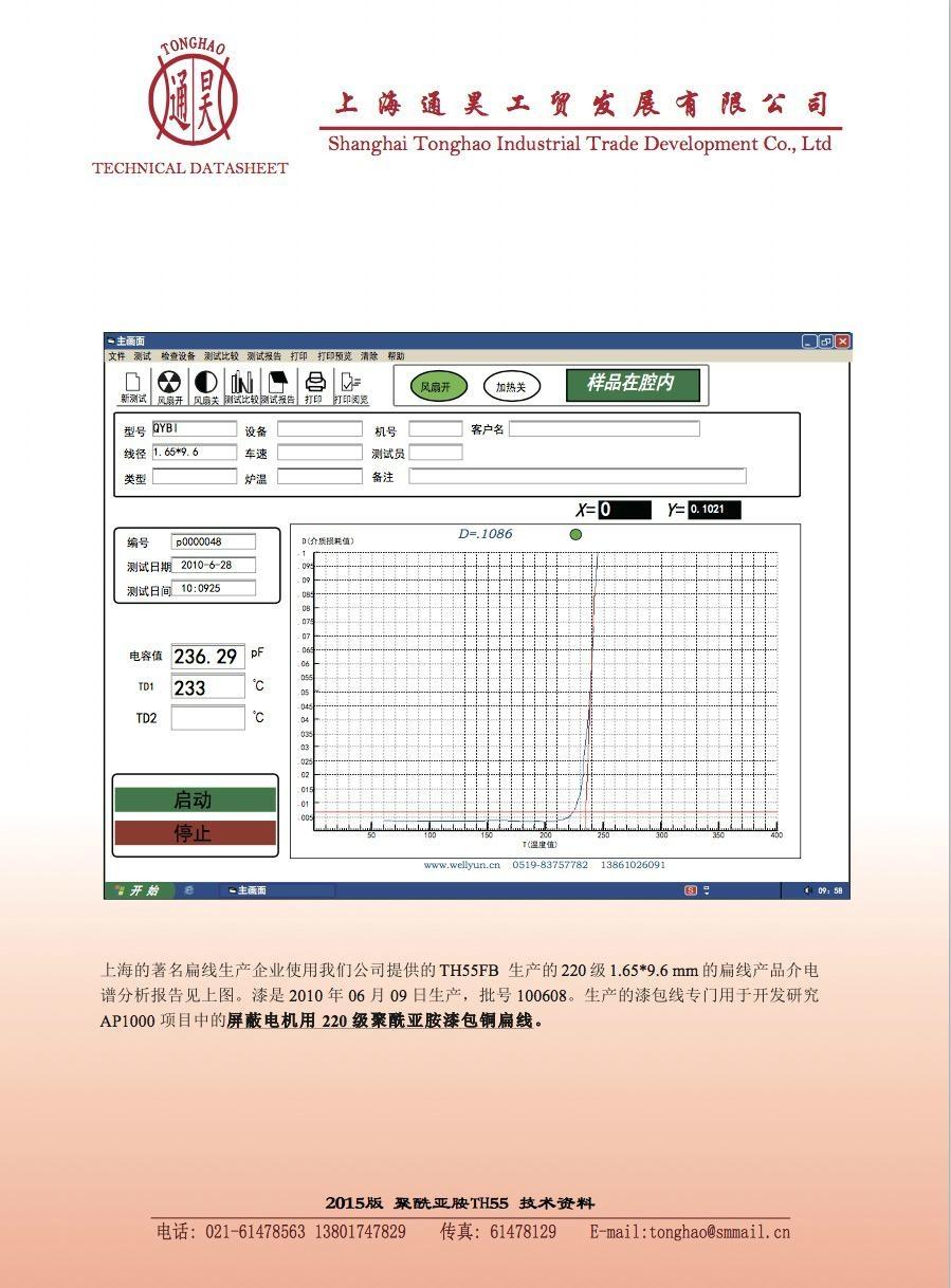 产品应用报告