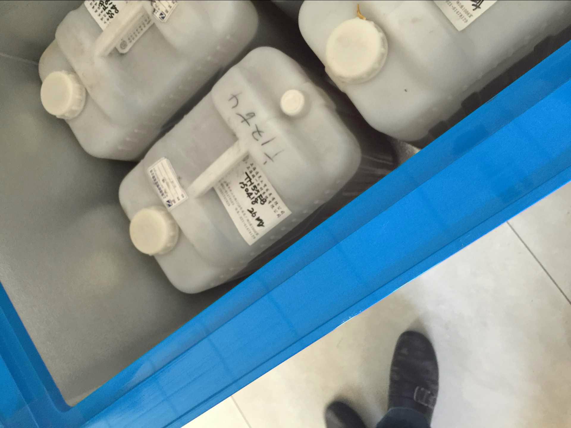 聚酰亚胺TH55FB在客户的冷藏柜中