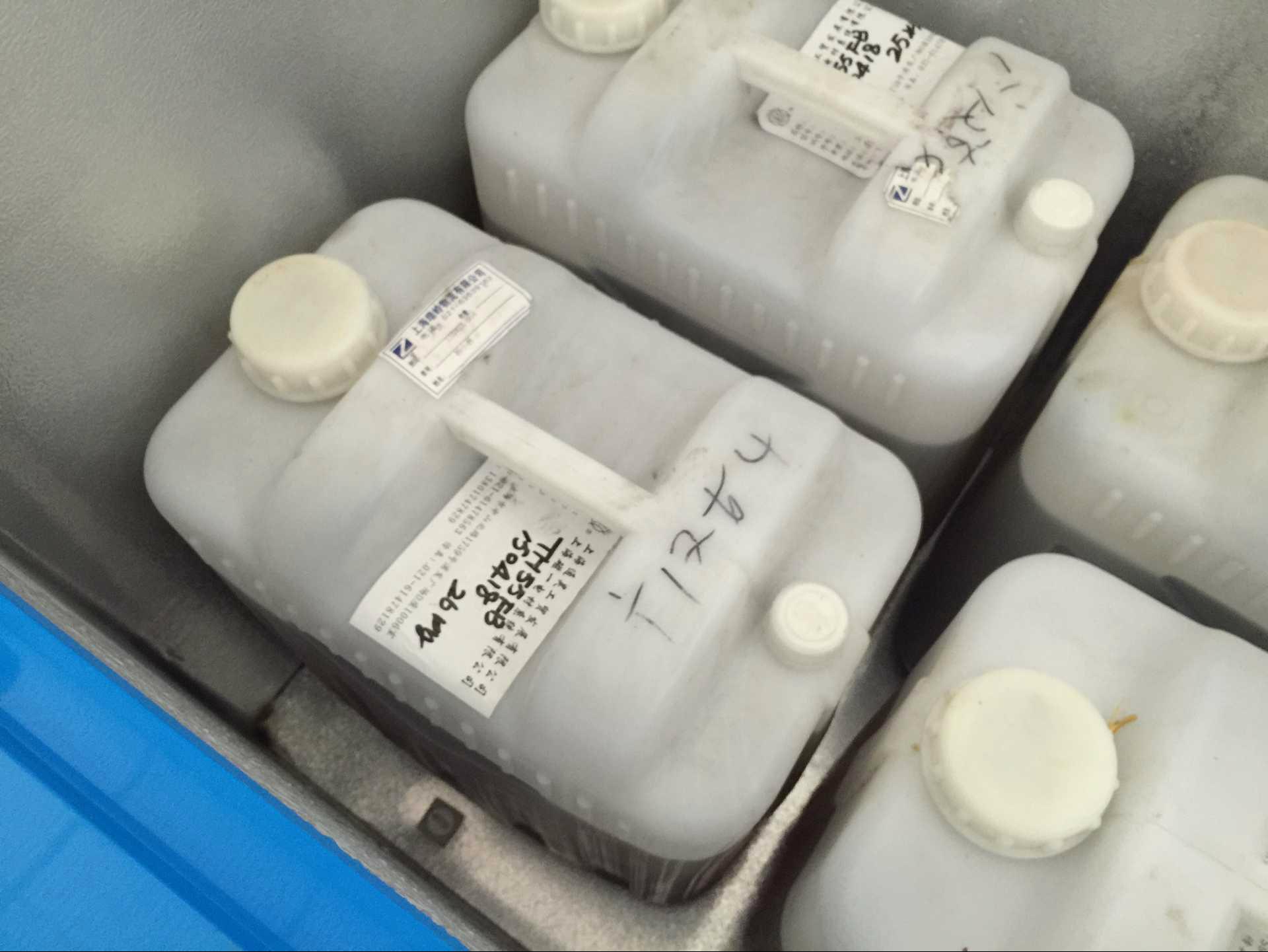 通昊牌聚酰亚胺TH55FB在客户的冷藏柜中
