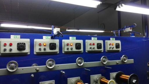 在線監控系統在成都西南電工器材有限公司安裝使用