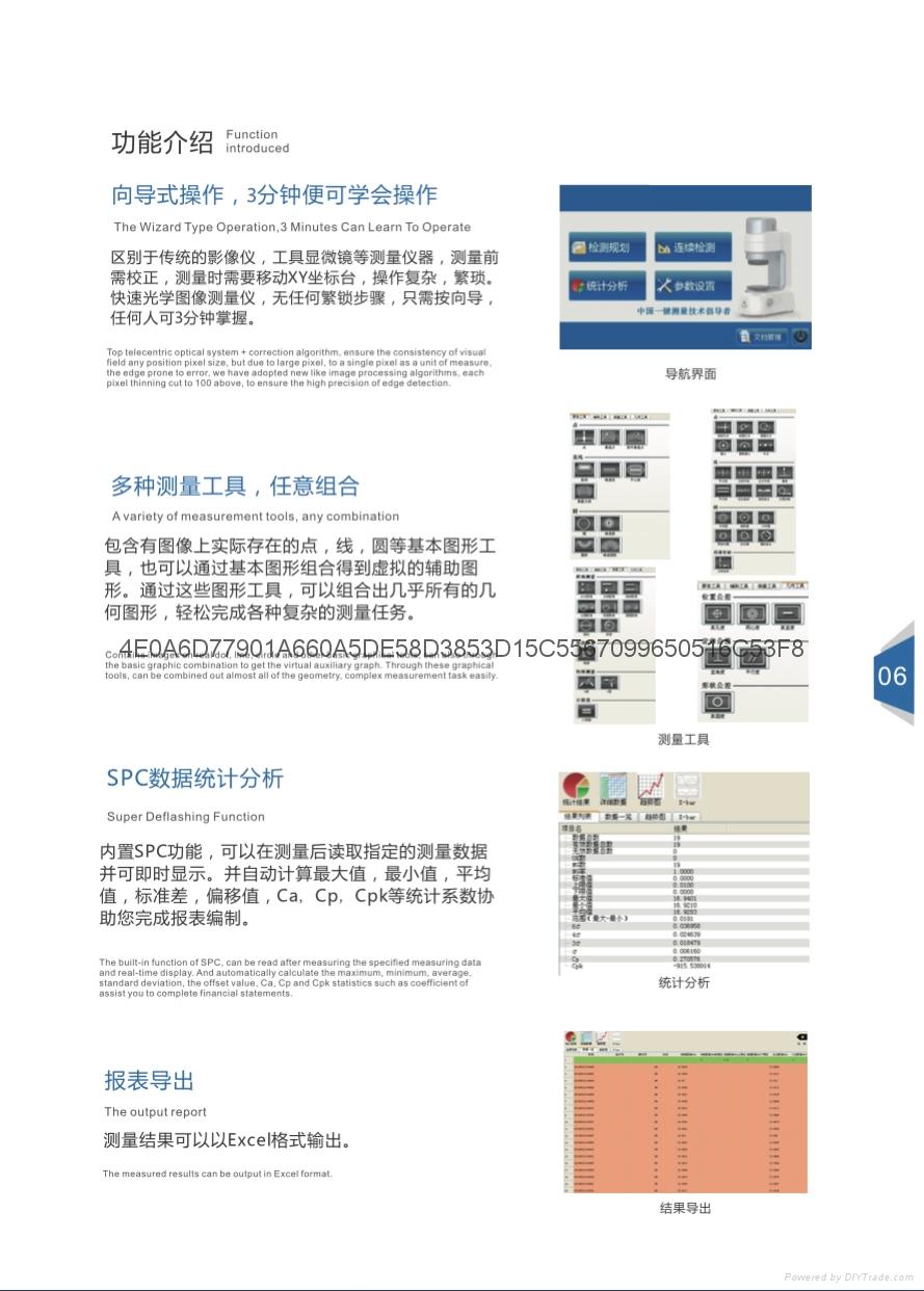 快速光学图像测量仪 7