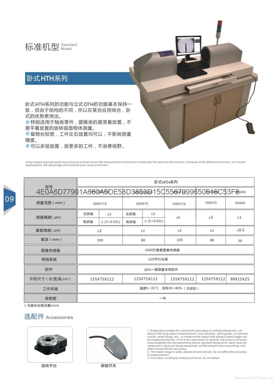 快速光学图像测量仪 10