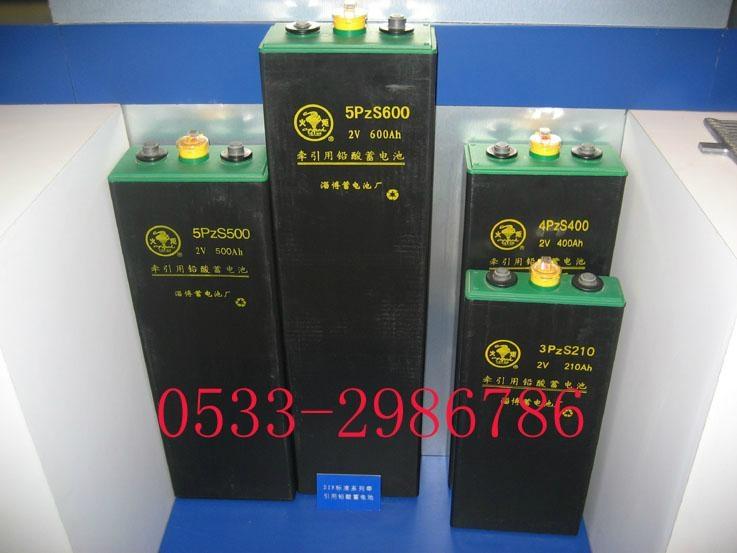 杭州叉车蓄电池组D-600 3