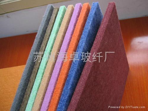 聚酯纤维装饰板 2