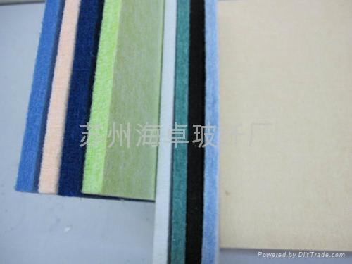 聚酯纤维装饰板 4
