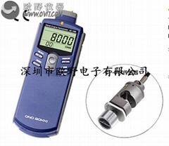 日本小野 GE-1400手握式柴油发动机转速表